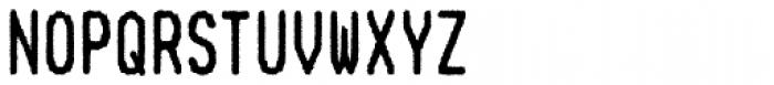 Hypermarket Cond Font UPPERCASE