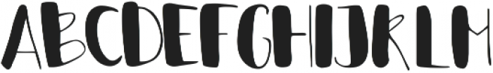 I Love Puppies otf (400) Font LOWERCASE