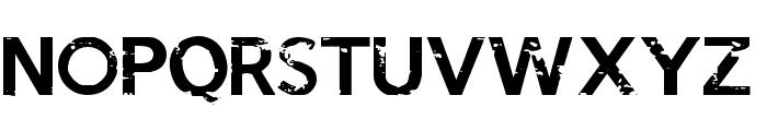 I AM SHERLOCKED Font UPPERCASE