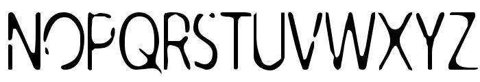 I AM SHERLOCKED Font LOWERCASE