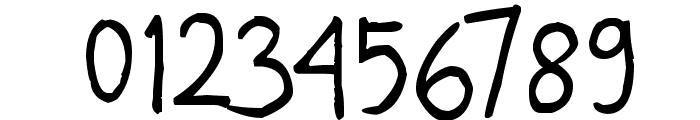 I am Seventeen Font OTHER CHARS