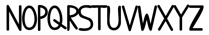 I hate Comic Sans Font UPPERCASE