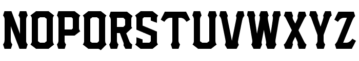 I.F.C. HARDBALL  Font UPPERCASE
