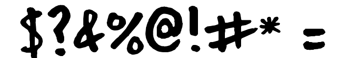 ians font Font OTHER CHARS