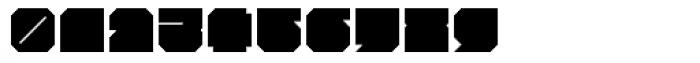 Iamblock Font OTHER CHARS