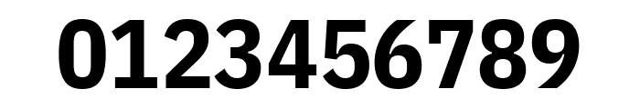 IBM Plex Sans Condensed Bold Font OTHER CHARS