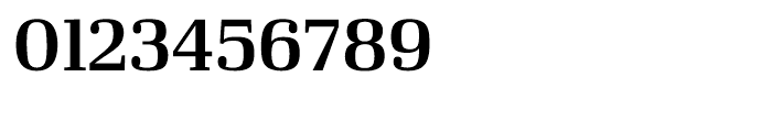 Ibis Display Semi Bold Font OTHER CHARS