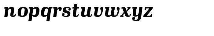 Ibis Text Bold Italic Font LOWERCASE