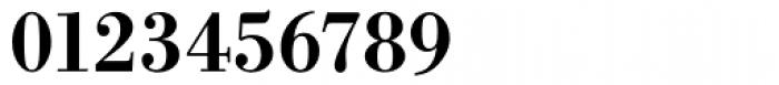 IBM Bodoni Medium Font OTHER CHARS