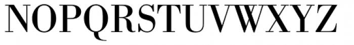 IBM Bodoni Font UPPERCASE