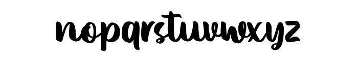 IceValley Font LOWERCASE