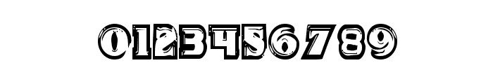 Icebox Art Condensed Font OTHER CHARS