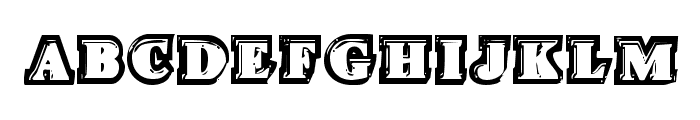 Icebox Art Regular Font LOWERCASE