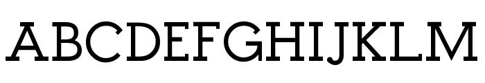 Icebreaker Font UPPERCASE