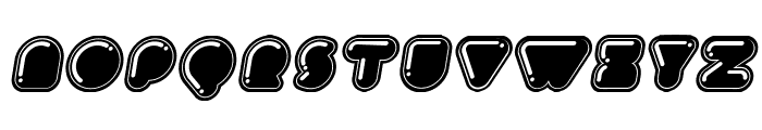 Icecreamer Italic Font UPPERCASE