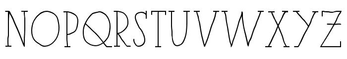 iCiel Paris Serif Bold Font UPPERCASE