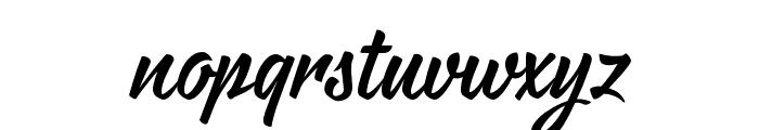 iCielRukola Font LOWERCASE