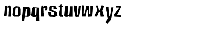 Icicle Country 2 Regular Font LOWERCASE