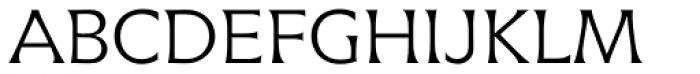 Icone Com Light Font UPPERCASE