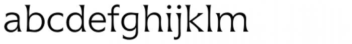 Icone Com Light Font LOWERCASE