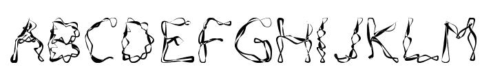 IDEOCS Font UPPERCASE