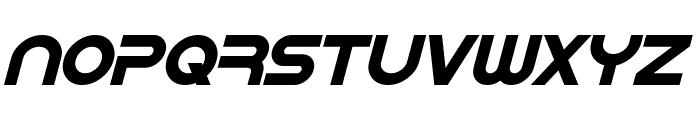 IDroid Bold Italic Font UPPERCASE