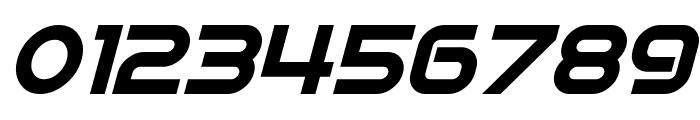 IDroid Italic Font OTHER CHARS
