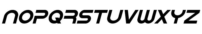 IDroid Italic Font LOWERCASE