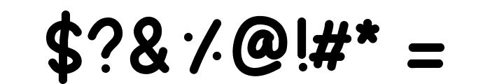 IdWriteItAll Font OTHER CHARS