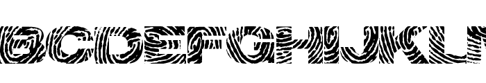 identify Font UPPERCASE
