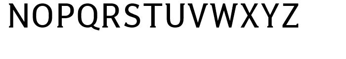 Ideologica Regular Font UPPERCASE