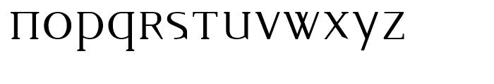 Idiosynoptium Regular Font UPPERCASE
