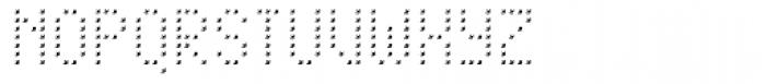 ID-01 Left Font UPPERCASE