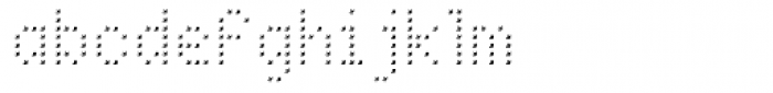 ID-01 Left Font LOWERCASE