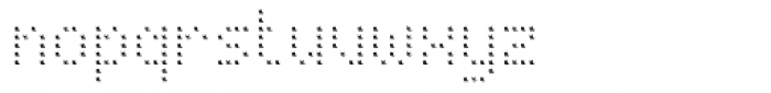 ID-01 Right Font LOWERCASE