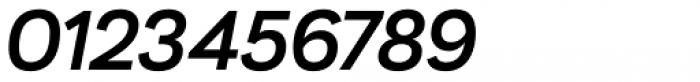 Ida Medium Italic Font OTHER CHARS