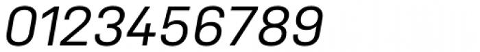 Idealista Medium Italic Font OTHER CHARS