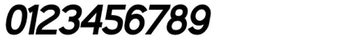 Identikal Sans Bold Italic Font OTHER CHARS