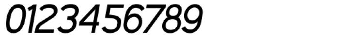 Identikal Sans Italic Font OTHER CHARS