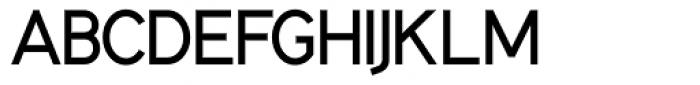 Identikal Sans Font UPPERCASE
