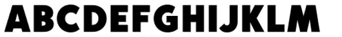 Idler Pro Solid Font UPPERCASE