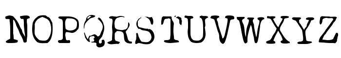 Ieicester Light Font UPPERCASE