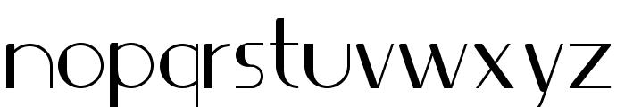 Ifti-Regular Font LOWERCASE