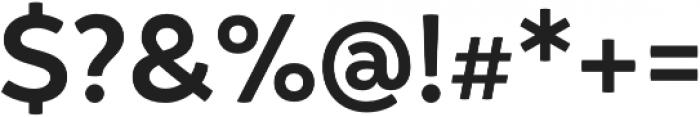 Igna Sans Bold otf (700) Font OTHER CHARS