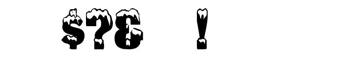 IglooCaps Font OTHER CHARS
