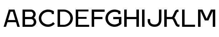 IgraSans Font UPPERCASE