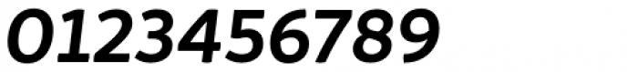Igna Sans Black Italic Font OTHER CHARS