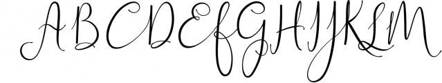 iHeart it wedding font Font UPPERCASE