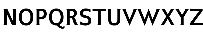 IkariusADFNo2Std-Bold Font UPPERCASE