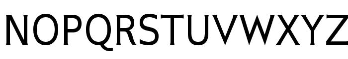 IkariusADFNo2Std-Regular Font UPPERCASE